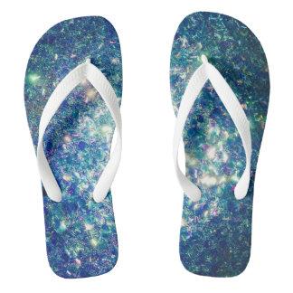 the Glitz Glitter Flip Flops by Fairy-Dust!