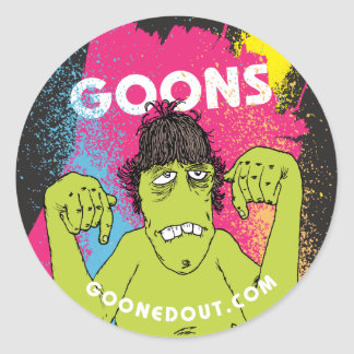 The Goon Sticker