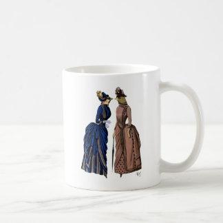 The Gossip Birds Coffee Mug