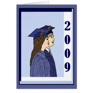 The Graduates 2009 Card