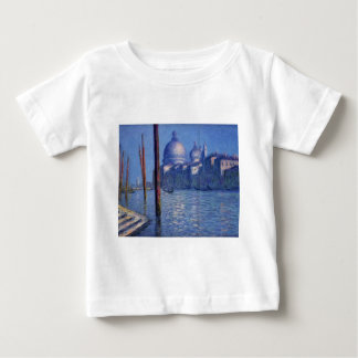 The Grand Canal by Claude Monet Baby T-Shirt