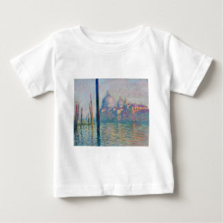 The Grand Canal in Venice 01 by Claude Monet Baby T-Shirt