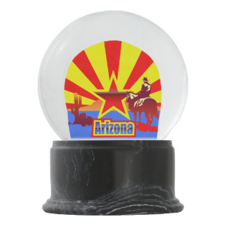 The Grand Canyon State Snow Globes