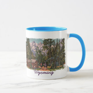 The Grand Tetons - Wyoming Mug