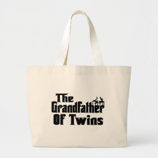 The GRANDFATHER of TWINS Canvas Bag
