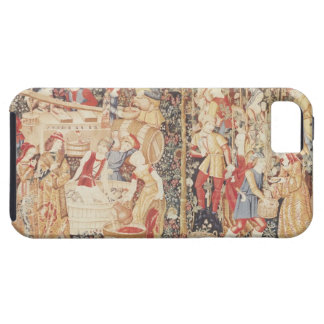 The Grape Harvest, from the 'Workshop on the Banks iPhone 5 Cover