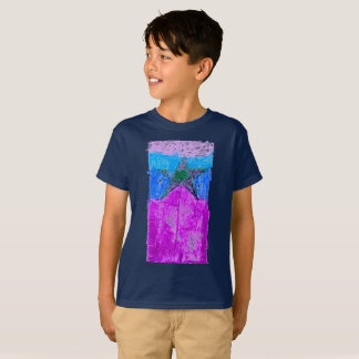 """The """"Graphic Star"""" T for boys, by Luka Myers T-Shirt"""