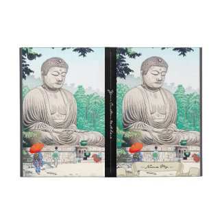 The Great Buddha at Kamakura FUJISHIMA TAKEJI iPad Mini Case
