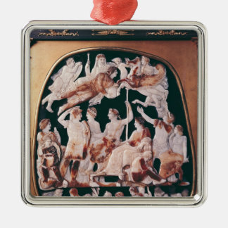 The Great Cameo of France Christmas Ornament