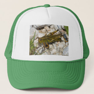 the Great Grasshopper  ! Trucker Hat