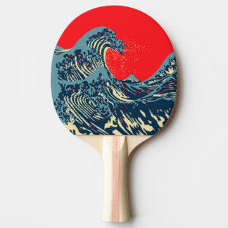 The Great Hokusai Wave Pop Decor