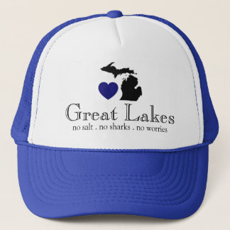 The Great Lakes Trucker Hat