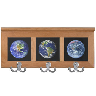 THE GREAT PLANET EARTH! (solar system) ~ Coat Rack