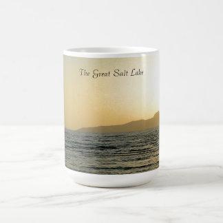 The Great Salt Lake Basic White Mug