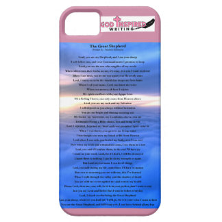 The Great Shepherd phone case