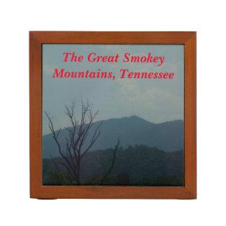 The Great Smokey Mountains, TN Desk Organizer Desk Organiser