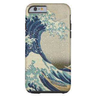 The Great Wave off Kanagawa Tough iPhone 6 Case