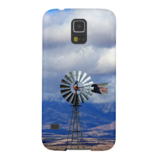 The Great Western Windmill Galaxy S5 Covers