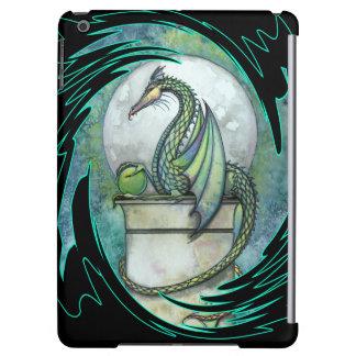 The Green Dragon Fairy Fantasy Art