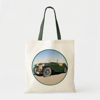 The Green TC Budget Tote Bag