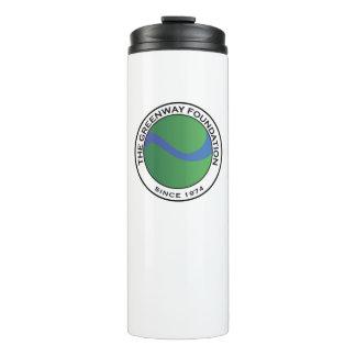 The Greenway Foundation Logo Thermal Tumbler