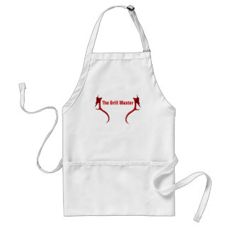 The Grill Master Standard Apron