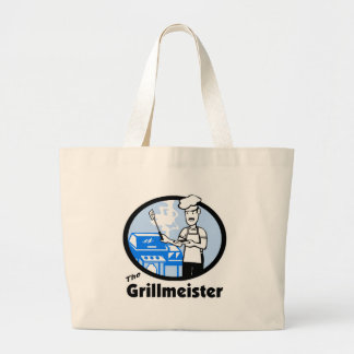 The Grillmeister Large Tote Bag