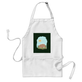 The Grizzly Bear Standard Apron