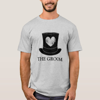 The groom t shirt for stag night bachelor party