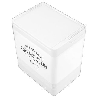 The GwP Cigar Club Large Cooler Chilly Bin