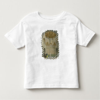 The Hall of the Abencerrages, the Alhambra, Granad Toddler T-Shirt