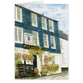 'The Harbour Inn (Padstow)' Card