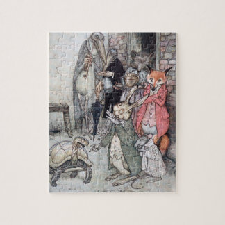 The Hare and the Tortoise Jigsaw Puzzle