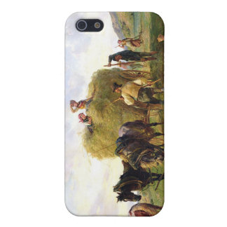 The Hay Harvest, 1869 Case For iPhone 5/5S