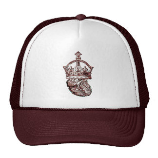 The Heart is King Mesh Hat