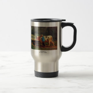 The Herd Boy By Troyon Constant Stainless Steel Travel Mug