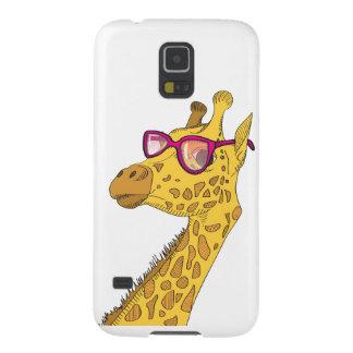 The Hipster Giraffe Galaxy Nexus Cases