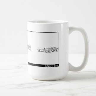 The History of the Seven Young Cats Coffee Mug
