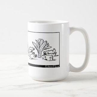 The History of the Seven Young Guinea Pigs Coffee Mug