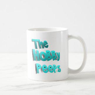 The Hobby Peeps Merchandise Coffee Mug