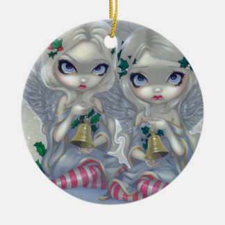"""""""The Holly and the Ivy"""" Ornament"""