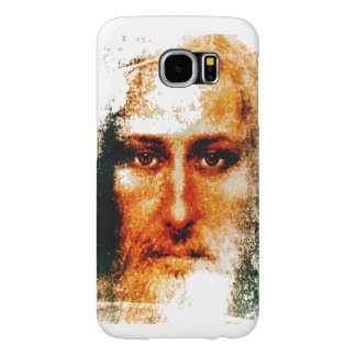 THE HOLY FACE GALAXY6 CELL PHONE CASE