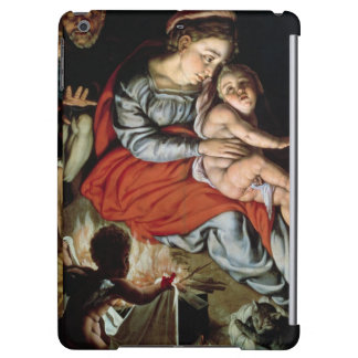 The Holy Family around a Fire, c.1532-33 Case For iPad Air