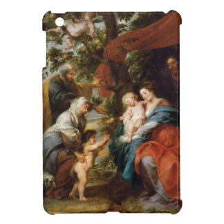 The Holy Family under the apple tree Rubens Paul iPad Mini Case