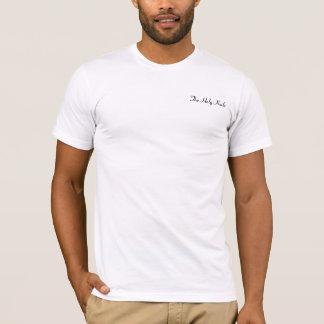 The Holy Kale Black n White T Shirt