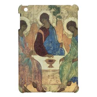The Holy Trinity, 1420s (tempera on panel) iPad Mini Cases