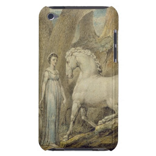 The Horse, from 'William Hayley's Ballads', c.1805 Barely There iPod Covers