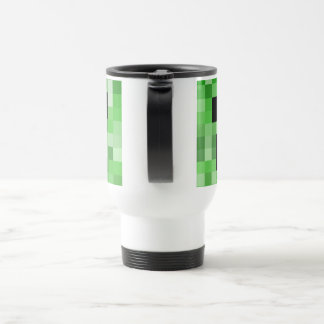 The hot wafer stainless steel travel mug