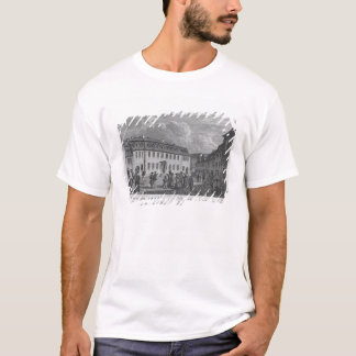 The house of Johan Wolfgang von Goethe  in T-Shirt