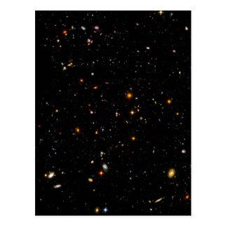 The Hubble Ultra-Deep Field Postcard